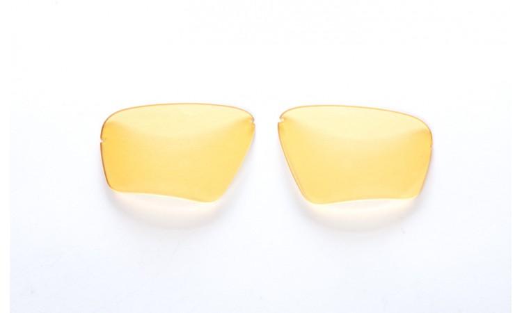 EDGE Линзы 69 мм, желтые MEDIUM YELLOW