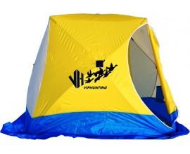 Палатка зимняя Стек КУБ-3 (трехслойная)
