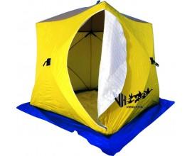 Палатка зимняя Стек Куб-3