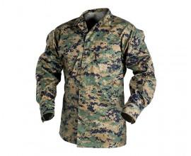Рубашка Helikon USMC MarPAT woodland