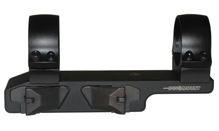 Быстросъемный кронштейн Innomount с кольцами 25,4 мм на ласточкин хвост
