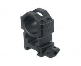 Кольца Leapers UTG 25,4 мм быстросъемные на Weaver/Picatinny высокие с винтовым зажимом