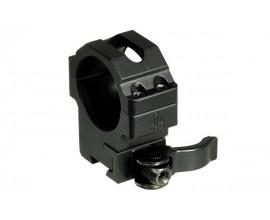 Кольца Leapers UTG 30 мм быстросъемные на 11 мм средние с рычажным зажимом