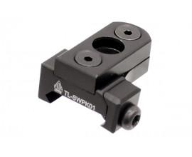 Адаптер UTG для QD-антабок Ø9.3мм. на Keymod и Weaver/Picatinny