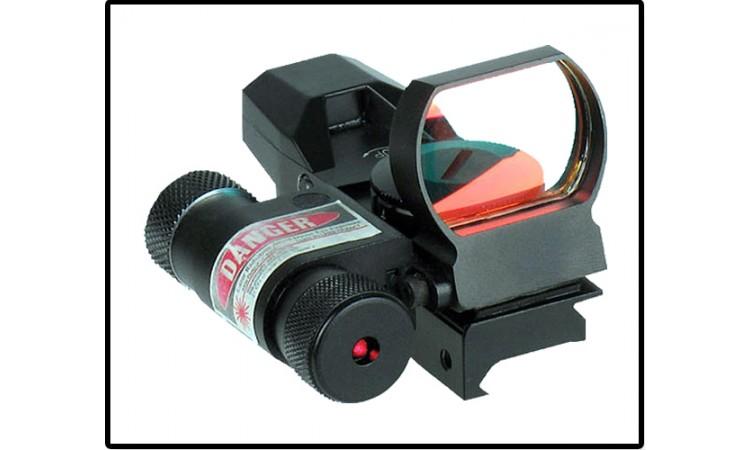 Коллиматор Sightmark открытый с ЛЦУ