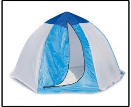 Палатка для рыбалки Стэк-зонт 3-местная