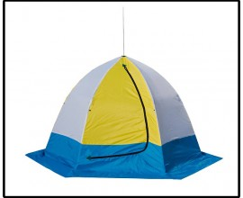 Палатка для рыбалки Стэк-зонт 4-местная