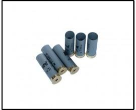 Гильза 12-76 калибр пластиковая Жевело (КВ-22) низкие