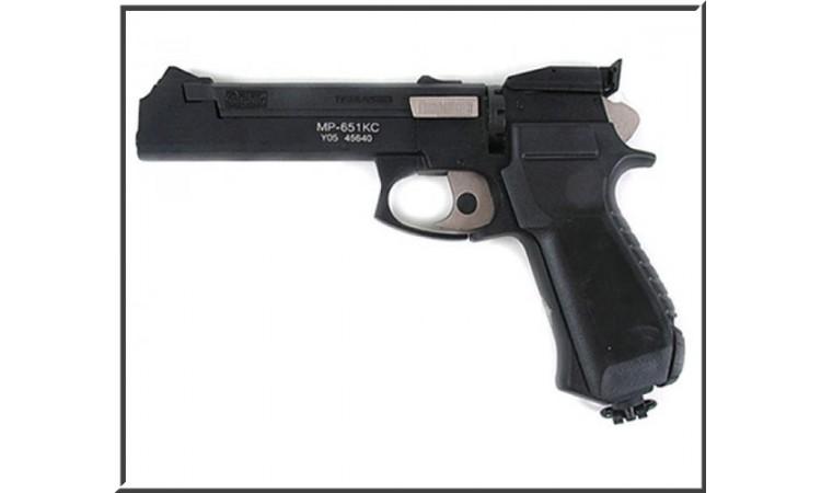 Пневматический пистолет МР-651КС
