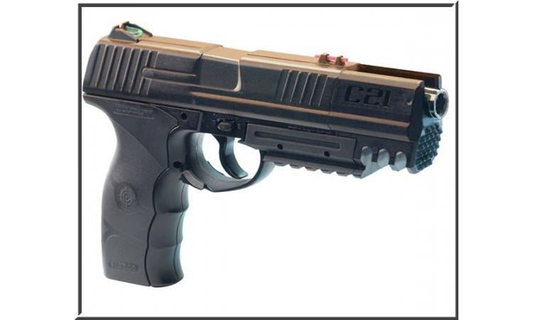 Пистолет пневматический Crosman C-21