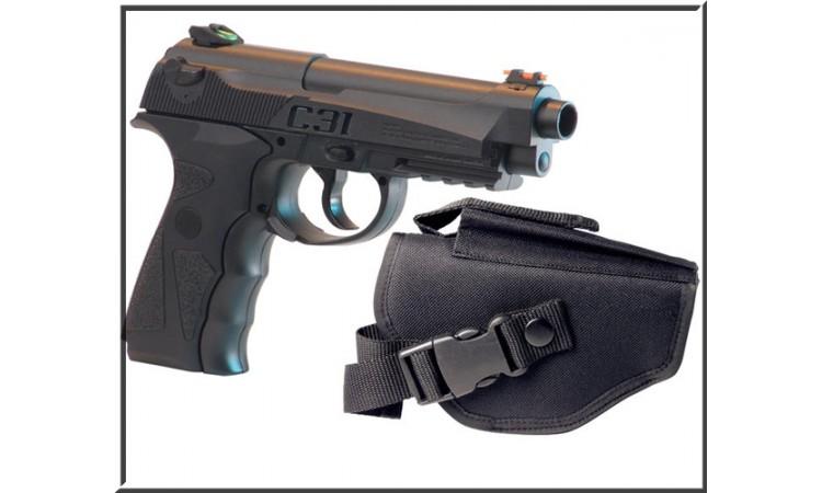 Пистолет пневматический Crosman C-31