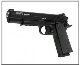 Пистолет пневматический SIG ARMS: GSR 1911