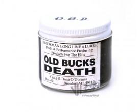 Водостойкая приманка на Норку O'Gormans Old Bucks Death 2
