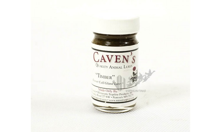 Приманка жидкая на бобра Caven's Timber