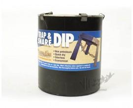 Краска водная для капканов Dakotaline Dip Black