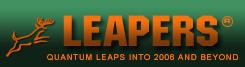 Логотип Leapers