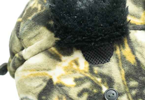 шапка ушанка Волк
