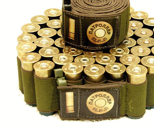 Лента для патронов 12 калибра