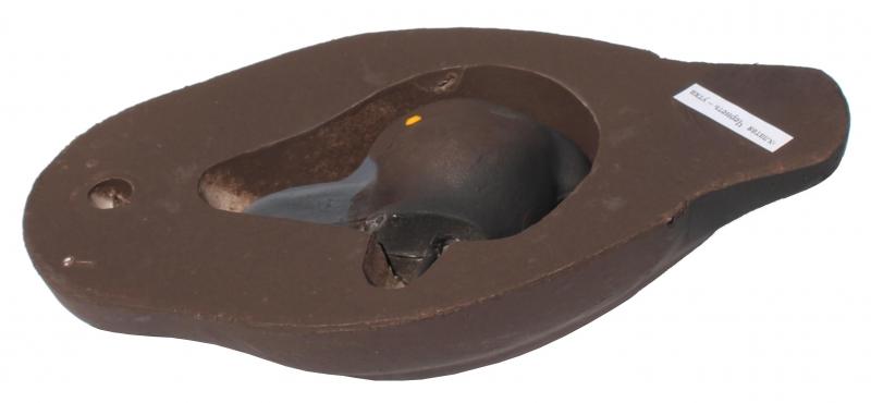 Чучело утки Турпана в сложенном виде