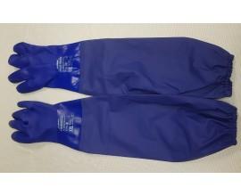 Перчатки для холодной воды Fisherman с рукавом