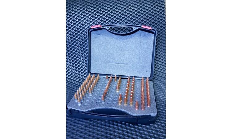 Кейс для нарезных патронов 308 клибр
