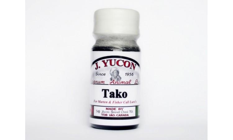 Приманка на соболя и куницу  J.Yucon TAKO