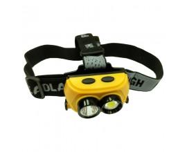 Налобный светодиодный фонарь Swat NK-H09 COB