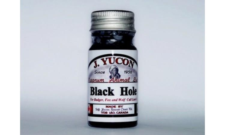 Приманка J'Yucon - Black Hole для множества видов хищных зверей