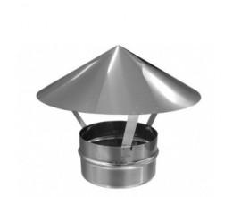Зонт на трубу для Пошехонки