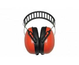 Наушники Arton красные, супер лёгкие, 23 дБ