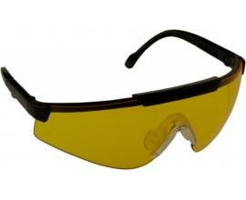 Очки стрелковые Sporty желтые