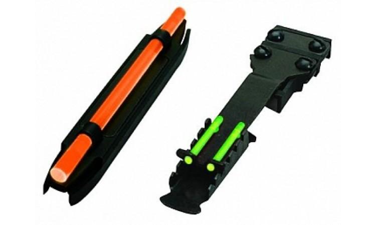 HiViz Комплект из мушки и целика (модели TS-1002 и M400)