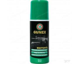 Масло оружейное Ballistol Gunex 2000 spray 200ml
