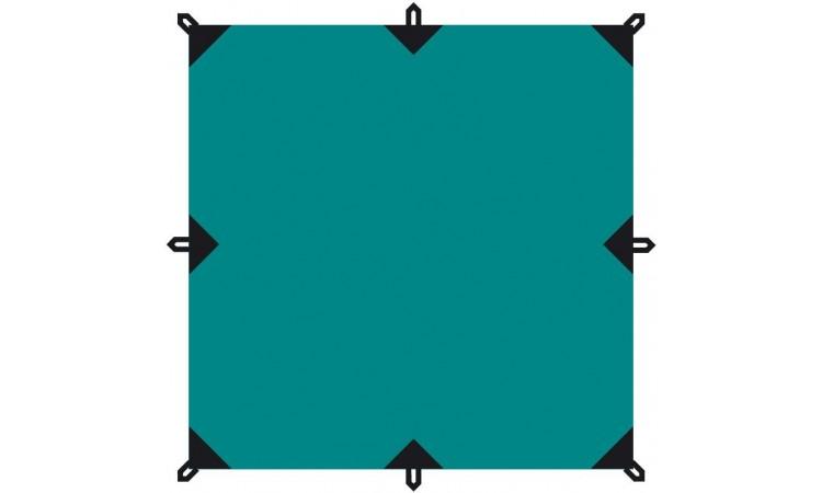 Тент зеленый (Tramp)