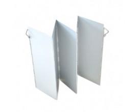 Экран ветрозащитный для горелки Totem TTB-010