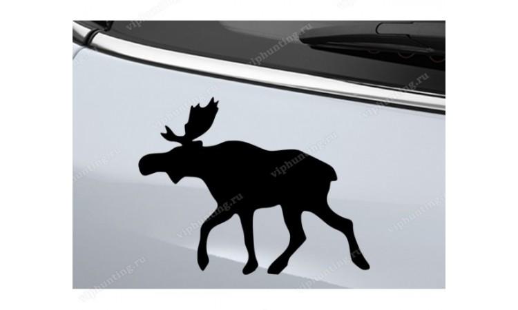 Наклейки для охотников на автомобиль №3