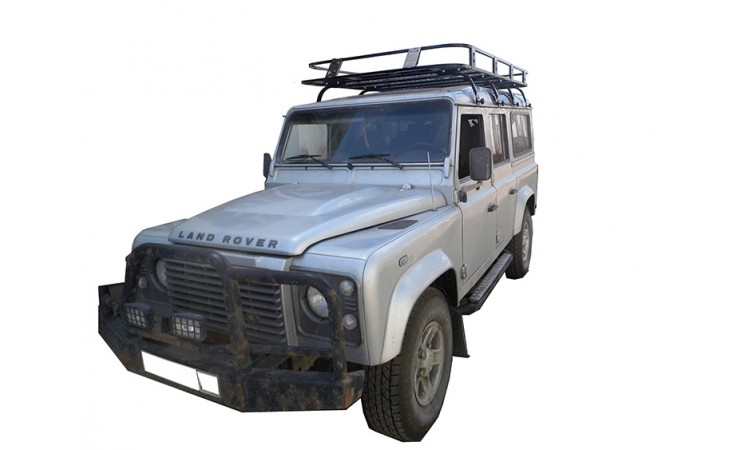 Багажник экспедиционный для Land Rover Defender