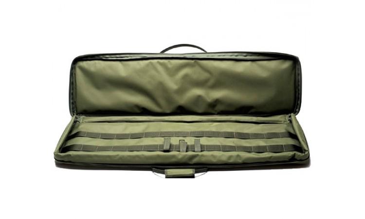 Кейс с рюкзачными лямками VEKTOR А-5 зеленый
