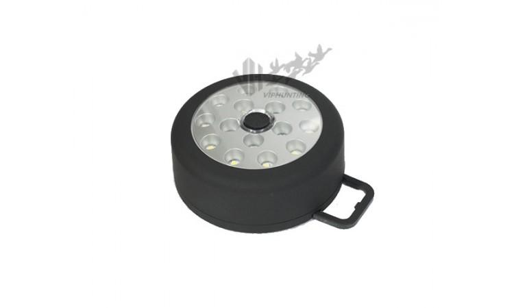 Фонарь кемпинговый JF 15 LED