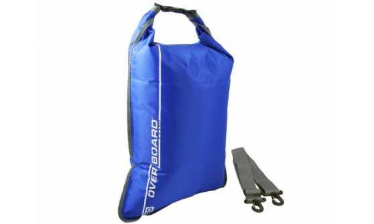 Водонепроницаемая сумка OverBoard OB1026B - Waterproof Dry Flat Bag - 30L