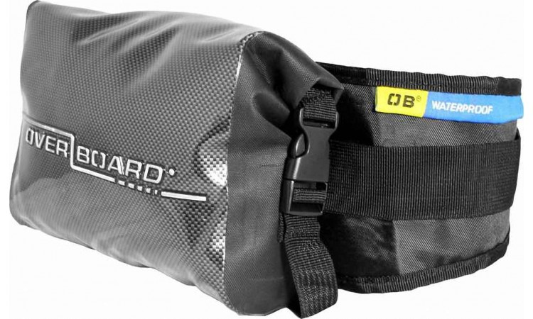 Водонепроницаемая сумка OverBoard OB1048C - Waterproof Waist Pack Carbon - 3L