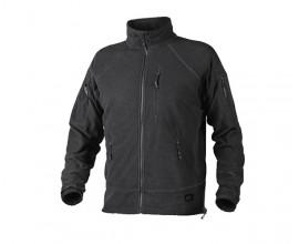 Толстовка Helikon Alpha Tactical Fleece Jacket Black