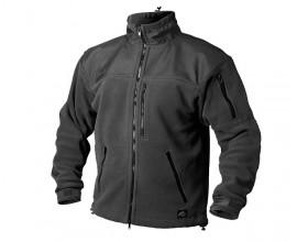 Куртка флисовая Helikon Classic Army Черная