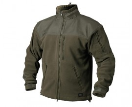 Куртка флисовая Helikon Classic Army Олива