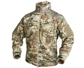 Флисовая куртка Helikon Liberty Camogrom