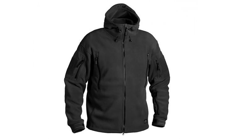 Куртка из флиса Helikon Patriot Black