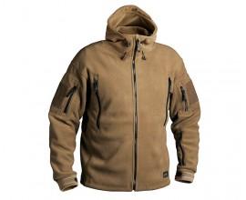 Куртка из флиса Helikon Patriot Koyote