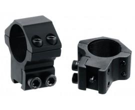 Кольца LEAPERS 25,4 мм, на призму 10-12 мм, средние