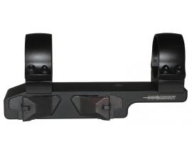 Быстросъемный кронштейн Innomount с кольцами 30 мм на ласточкин хвост