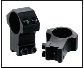 Кольца Leapers 30 мм на призму 10-12 мм, средние